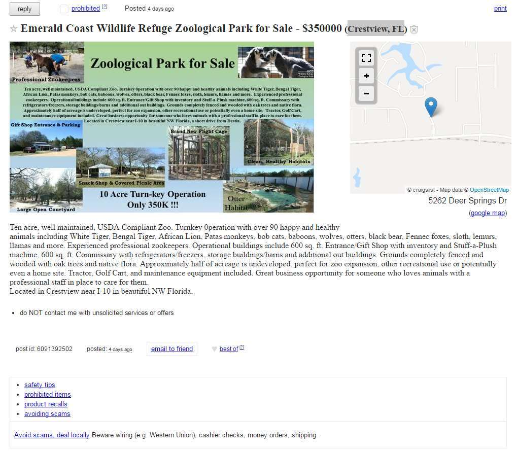 Quite the Craigslist deal - Crestview, FL - Synthstuff